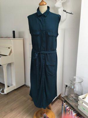 Cooles Kleid in dunklem türkis von gsus