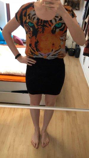Cooles Kleid von RÜTME mit Tigerprint