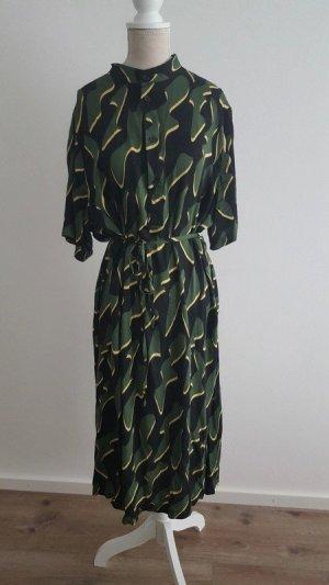 Weekday Shortsleeve Dress multicolored