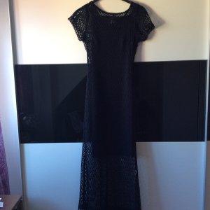 Stretch Dress dark blue