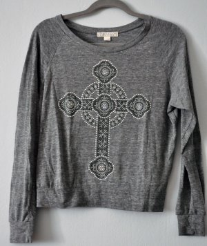 Cooles Longsleeves im Grunge-Look