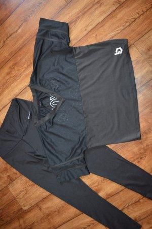 Sports Shirt black-white