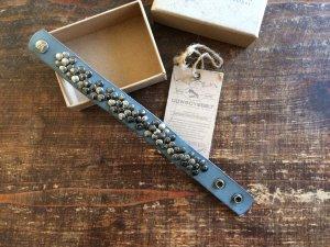 Cooles Nieten - Armband von COWBOYSBELT echtes Leder