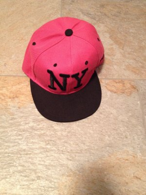 Cooles NY Cap in Pink