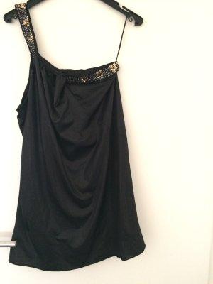 cooles One-Shoulder Kleid