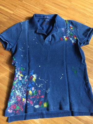 Cooles Polo, Shirt von Polo Ralph Lauren, Gr L