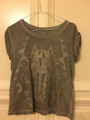 cooles Print Shirt von Levi's in Grau