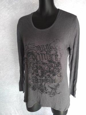 Ambee Long Shirt grey