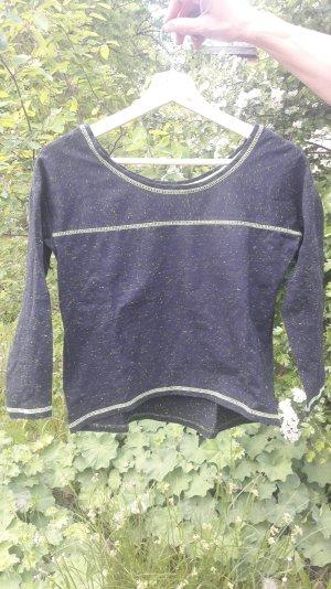cooles schwarz/neongrünes Shirt