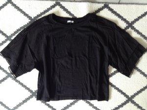 Cooles Shirt in schwarz von Zara