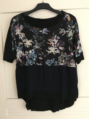 Cooles Shirt mit Blumenprint