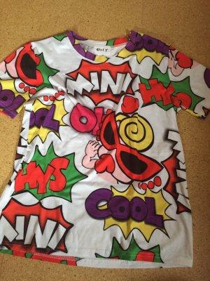 Cooles Shirt mit Comics