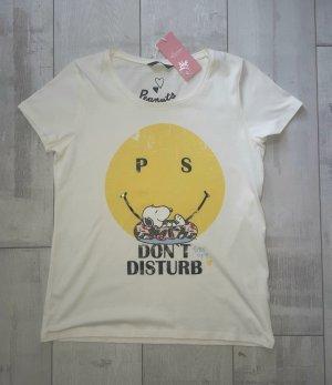 cooles Shirt mit Snoopy, Smile *Don't Disturb*, Gr. S von Princes goes Hollywood
