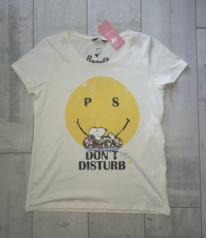 cooles Shirt mit Snoopy, Smile *Don't Disturb*, Gr. S von Princes goes Hollywood