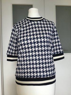 Baum und Pferdgarten T-Shirt natural white-dark blue mixture fibre