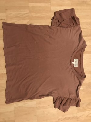 Current/elliott T-Shirt brown red