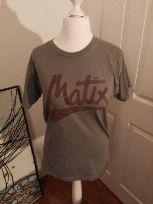 Matix Shirt grijs