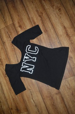 Cooles strechiges Shirt Gr. XS von H&M Divided