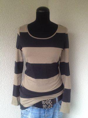 Cooles Streifenshirt von H&M - Gr. 38
