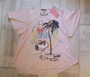 COOLES stylisches Snoopy Shirt von Princess Goes Hollywood NEU mit Etikett, Gr. L!