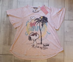 COOLES stylisches Snoopy Shirt von Princess Goes Hollywood NEU mit Etikett, Gr. L!