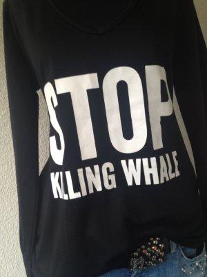Cooles Sweatshirt von Marjana - Gr. M