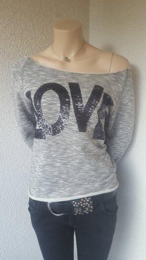 Cooles Sweatshirt von Rich & Royal - Gr. S