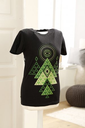 Cooles T-shirt mit Print von Element