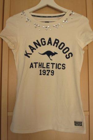 Cooles T-Shirt von Kangaroos mit Steinchen