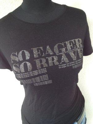 Cooles T-Shirt von Zara - Gr. M