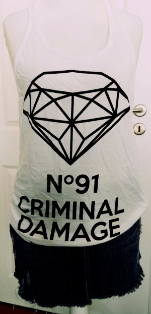 cooles tanktop criminal damage gr.l