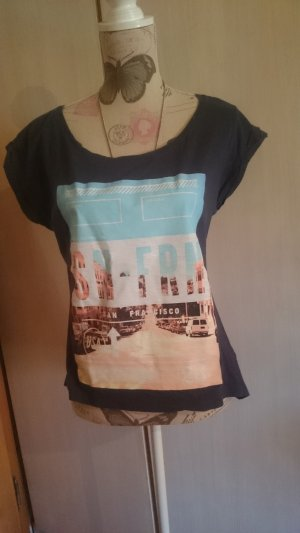 cooles Tshirt Blue Motion Gr. M