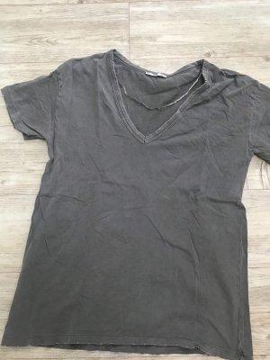 Cooles V-shirt von ZARA
