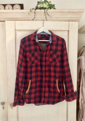 Scotch & Soda Camicia da boscaiolo multicolore Cotone
