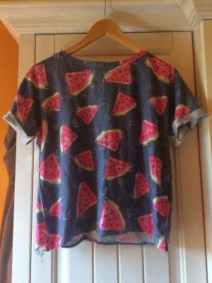 Cooles Wassermelonen-Shirt