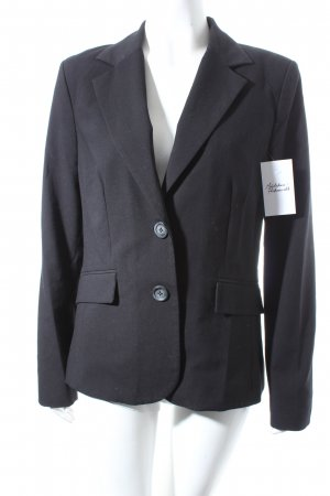 Coolwater Blazer schwarz Business-Look