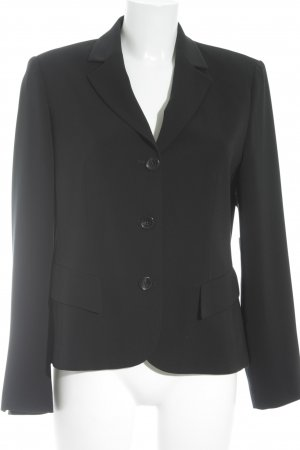 Coolwater Long-Blazer schwarz Business-Look