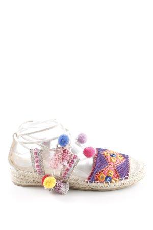 Coolway Espadrilles-Sandalen mehrfarbig Boho-Look