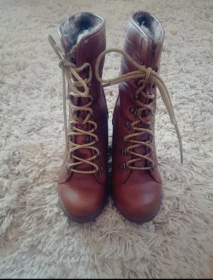 Coolway Fell Boots Schnürung