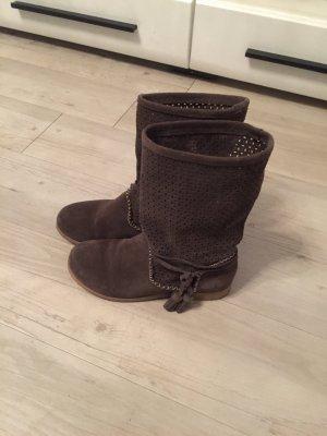 Coolway Korte laarzen khaki