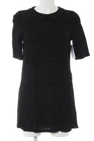 Cooperative Blusenkleid schwarz Elegant