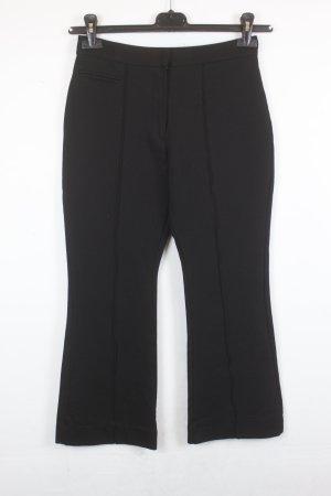 Cooperative Pantalon 3/4 noir tissu mixte