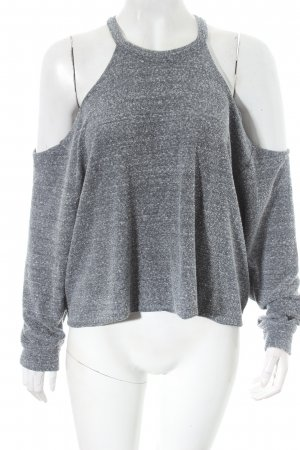 Cooperative Pullover grau Casual-Look