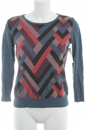 Cooperative Crewneck Sweater graphic pattern casual look