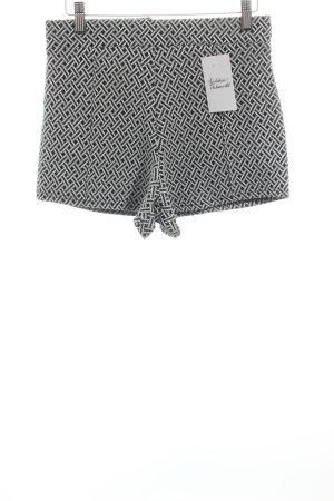 Cooperative Shorts schwarz-weiß klassischer Stil