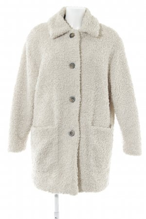 Cooperative Winter Coat natural white polyester