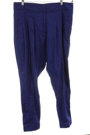 Corakempermann Pantalón estilo Harem azul look casual