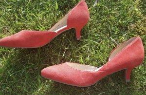 5th Avenue Stiletto rouge clair