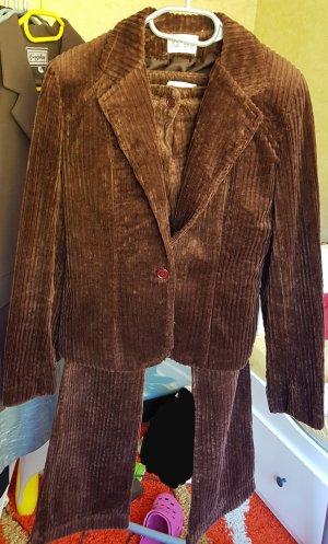 Cord Anzug