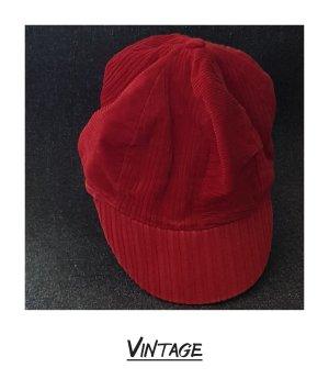 Cord Ballonmütze Sommer Kappe Cap